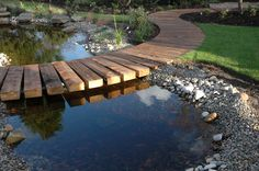 Landscape+Timber+Ideas | Contemporary planting schemes can be best identified by few elements:
