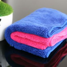 Hanging Non-stick Oil Microfiber Kitchen Dish Drying Mats Cleaning Cloths Dust Towels Car Washing Polishing cloth Towel