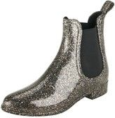 JuJu-ju ju mega glitter chelsea boots gold!