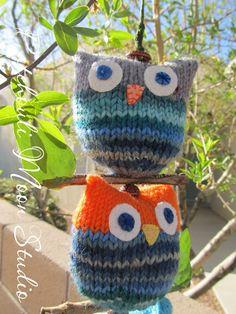 knit+owls+and+cat+pincushion+021.JPG 600×800 pixels