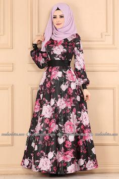Beautiful Gown Designs, Stylish Dress Designs, Stylish Dresses, Casual Dresses For Women, Islamic Fashion, Muslim Fashion, Hijab Evening Dress, Hijab Gown, Abaya Fashion