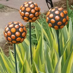 Garden Stakes...my garden needs these