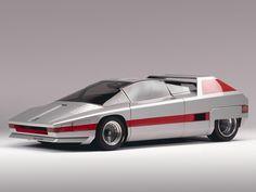 1976 Alfa Romeo33 Navajo (Bertone)