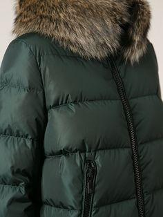 #moncler #anglas #paddedcoat #paddedjacket #new #jackets #women #green #forestgreen www.jofre.eu