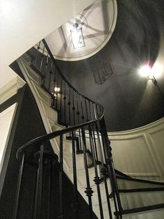 spiral staircase, ha