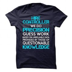 Awesome Shirt For Hire Controller