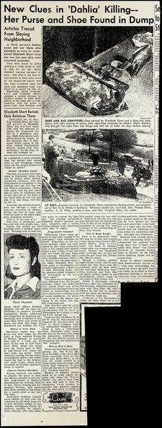 Elizabeth Short aka Black Dahlia was murdered in January Her murder remains unsolved and is one of the the most famous cold cases in the US. Motels In Los Angeles, Morgue Photos, Dahlia Noir, The Black Dahlia Murder, Scary Places, Haunted History, Cold Case, The Victim, Serial Killers