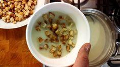 Gluténmentes zeller krémleves 5 alapanyagból :-) fél óra alatt :-) sűrű ... Zeller