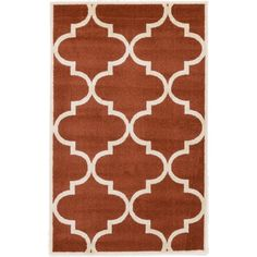 You'll love the Moore Rust Red Area Rug at Wayfair - Great Deals on all Rugs products with Free Shipping on most stuff, even the big stuff.
