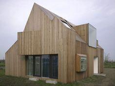 If It's Hip, It's Here: House Beirings, A Modern Dutch Farmhouse ...
