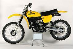 Suzuki RM 370A 1976