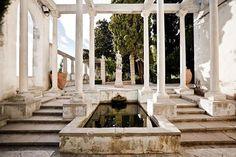 Amalfi, Palazzo, Granada, Josephine, Historical Architecture, Outdoor Decor, Space, Interior, Romantic Travel