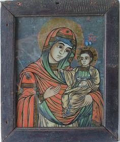 Orthodox Icons, Christ, Glass, Painting, Art, Art Background, Drinkware, Corning Glass, Painting Art