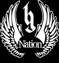 BG Nation Sticker I made