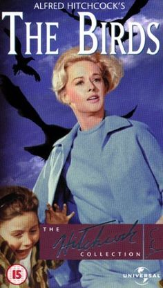 The Birds, Alfred Hitchcock