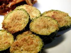 LOW CARB - HIGH PROTEIN RECIPES: EASY ZUCCHINI PARMESAN