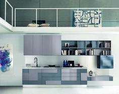 10 best CREATIVA / Cucine Lube Moderne images on Pinterest | Cucina ...