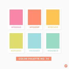 Color Palette No. 16 Informations About Color Palette No. 16 Pin Y Flat Color Palette, Pastel Colour Palette, Colour Pallette, Color Palate, Colour Schemes, Color Patterns, Color Trends, Pantone Colour Palettes, Pantone Color