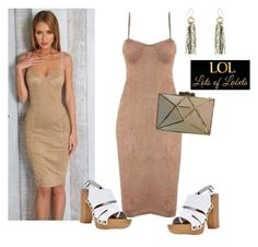 """""""SHOP - Lots of Labels"""" by ladymargaret ❤ liked on Polyvore"""