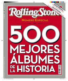 Los 500 mejores álbumes de la historia según la revista Rolling Stone