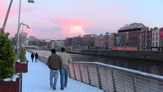 The Second Big Snow Of The Year - Dublin, Ireland by infomatique, via Flickr