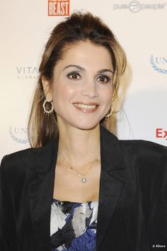 Queen Rania at Women's Conference
