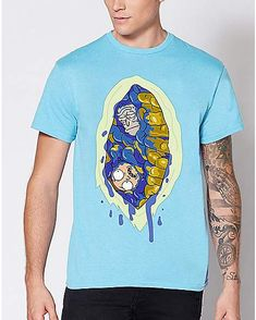 8a91cf76 Morty's Mind Blowers Episode 8 T Shirt - Rick and Morty - Spencer's