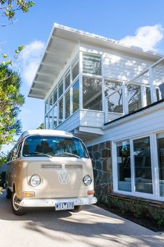 Weekend Living - kombi and beach house
