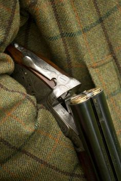 The trappings of classic hunting (Via Fieldsports Magazine.)