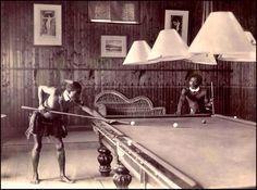 Zulu Pool Players, 1903