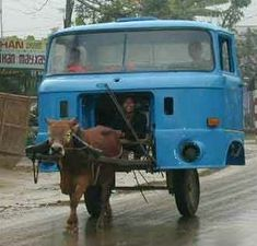 Removals@He-Van has now set up in India, see our latest vehicle being used.  :-)