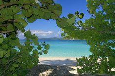 The Caneel Bay Honeymoon Experience: Caneel Bay's 7 Beautiful Beaches