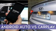 Android Auto Vs Apple Car play