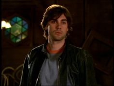 Chris Halliwell is hott 😘😍💋💖 Andrew Fuller, Chris Halliwell, Witch Coven, Charmed Tv Show, Hot Anime Guys, Hot Actors, Find Image, We Heart It, Portrait