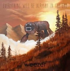 Weezer Rilis Sampul Album Baru Everything Will Be Alright In The End