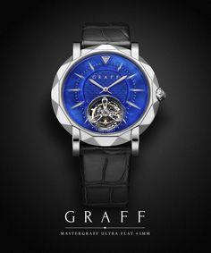 Graff Diamonds: MasterGraff Ultra Flat 43mm