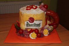 Slané | dorty od mámy Salty Foods, Menu, Cake, Desserts, Gifts, Menu Board Design, Pie Cake, Presents, Cakes