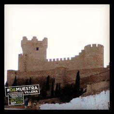 #DeMuestraVillena Castillo de la Atalaya - Villena  www.muestravillena.villena.es www.facebook.com/Muestravillena @muestravillena
