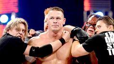 WWE.com: #WWE Champion John Cena and Ryback brawl before WWE Payback: photos