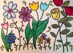 Watercolor, circa 2009
