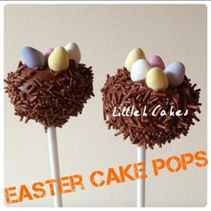 Eye-Catching Easter Cakes, Cookies and Cupcakes Cupcakes, Cake Cookies, Cupcake Cakes, Holiday Cakes, Holiday Treats, Holiday Recipes, Yummy Treats, Sweet Treats, Easter Cake Pops