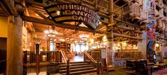 Whispering Canyon Cafe @ Wilderness Lodge