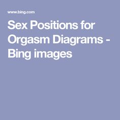 God romantic positions orgasm here casual