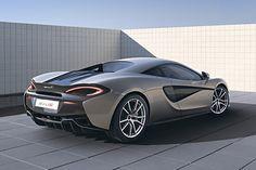 McLaren 570S Pictures
