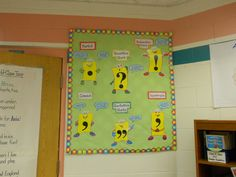 Ok. I love bulletin boards. I do. Ok. Maybe its more like a Love/Hate relationship. They brighten a room like nothing else can. My old room had HUGE bulletin boards. It allowed for so much creativity. I had a few that I kept the same all year, then I had a few that I would …
