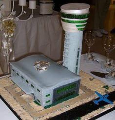 Air traffic controller jet cake - Google Search