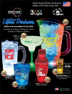 Drinkware From Howw Promotional Product Flyers Drinkware