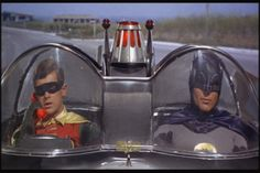 Batman. Humble but frickin awesome start.