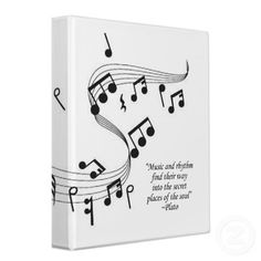 Discover Music Notes custom binders from Zazzle. Organize with school, work or recipe binders. Get organized today! Sound Of Music, Kinds Of Music, Music Is Life, Music Crafts, Music Decor, Music Bedroom, Piano Music, Music Music, Sheet Music