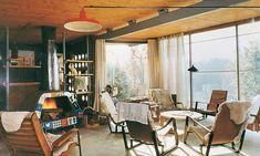 Jean Prouvé's home.